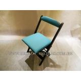 cadeira de madeira dobrável estofada Barueri