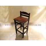 cadeira madeira bistrô Parque São Lucas