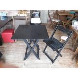 cadeiras madeira maciça M'Boi Mirim