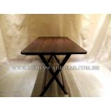 comprar mesa de madeira para bar grande Ipiranga