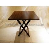 comprar mesa de madeira para barzinho Vila Andrade
