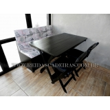 empresa de jogo de mesa dobrável com sofá Jardim Iguatemi