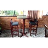 fábrica de cadeira madeira estofada Guaianases