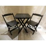 loja de cadeira de madeira preta Artur Alvim