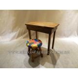 mesa com cadeira infantil Pari