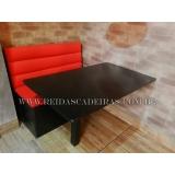 mesa de madeira para parede