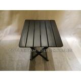 mesa de madeira para bar Aclimação
