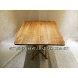 mesa de madeira para piscina Itaim Paulista