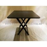 mesa de madeira para pizzaria Arujá