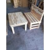 onde comprar banco booth de madeira Guarulhos