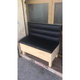 onde comprar banco booth sofá boot Pirituba