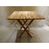 onde compro mesa dobrável de madeira para bar Mogi das Cruzes