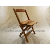 preço de cadeira dobrável portátil Taboão da Serra