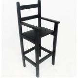 preço de cadeira infantil madeira Sé