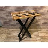 qual o preço de tábua mesa madeira Água Rasa