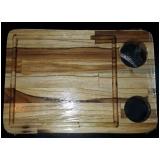 qual o valor de tábua madeira churrasco Mairiporã