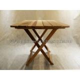 quanto custa mesa dobrável em madeira Mauá