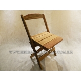 valor de cadeira dobrável infantil de madeira Bela Cintra
